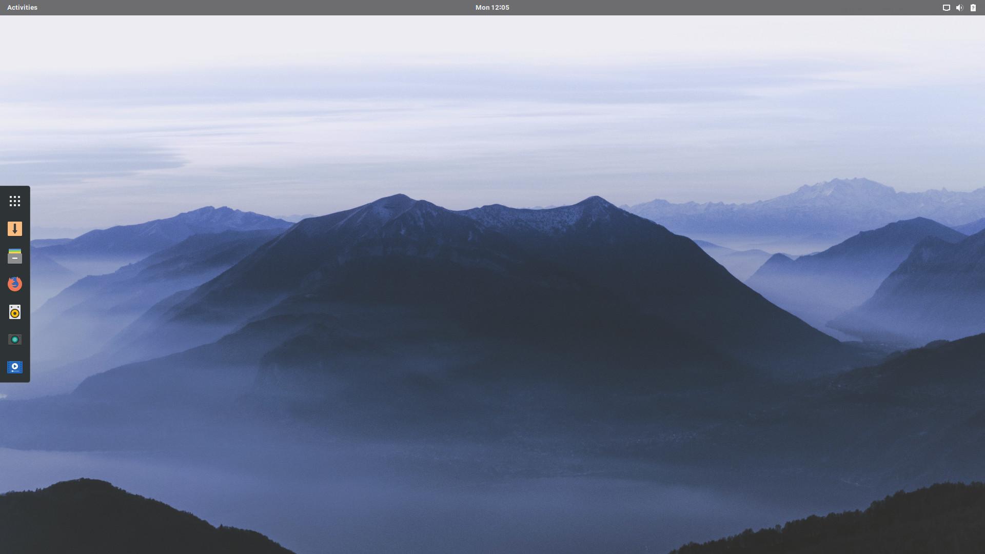 Solus GNOME Image